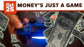 25 Highest Paid E-Sports Gamers