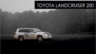 TOYOTA LAND CRUISER 200 vs LEXUS LX 570 // Тест-драйв