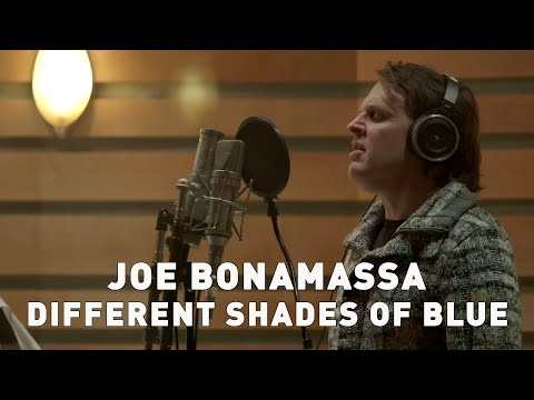 Mix - Joe Bonamassa - Different Shades Of Blue - Official Video