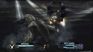 Pacific Rim the Video Game - HD Gameplay