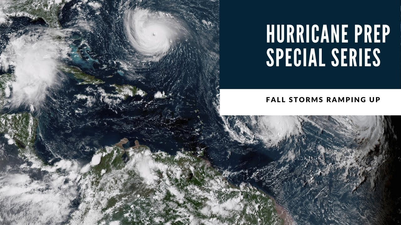 Hurricane Prep: Fall season 2020