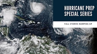 The Upate: Hurricane Prep Fall 2020