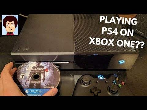 What Happens When You Put a Foreign Disc in an Xbox One??