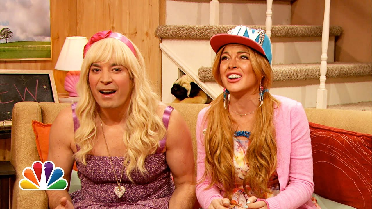 Ew with Jimmy Fallon and Channing Tatum Late Night with
