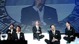 """Adoro """"Ich glaube"""" Live 24.11.2009 Münchnen Olympiahalle"""