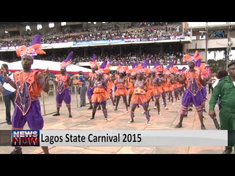Lagos State Carnival 2015