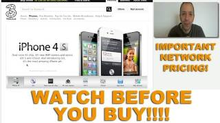 Save money on Apple iPhone 4S Pre-Orders - watch before you buy!