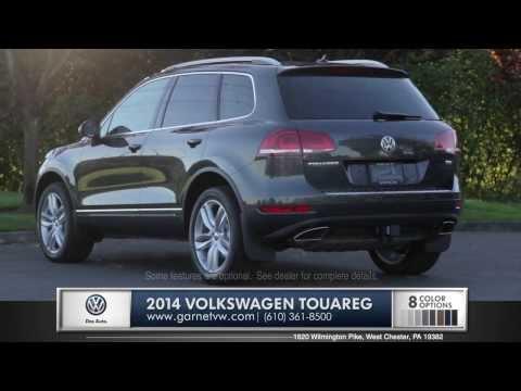 2014 VW Touareg Walk-around | Garnet Volkswagen in West Chester, Chester County PA