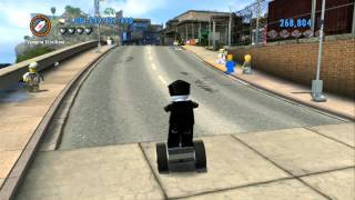 LEGO City Undercover Vehicle Guide - All Bikes in Action