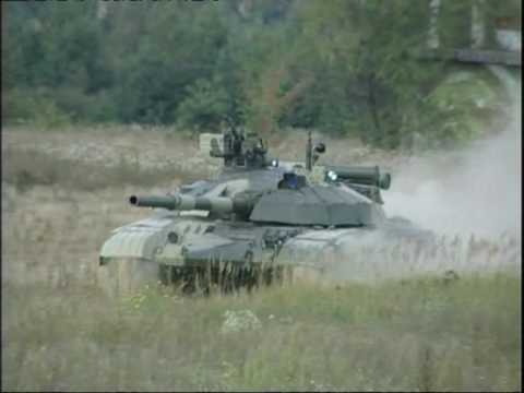 "Ukrainian tank ""Bulat""/ Український танк Т-64-БМ ""Булат""/"