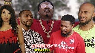 Hidden Wealth 7&8 -Yul Edoiche 2018 Latest Nigerian Nollywood Movie/African Movie New Released 1080i