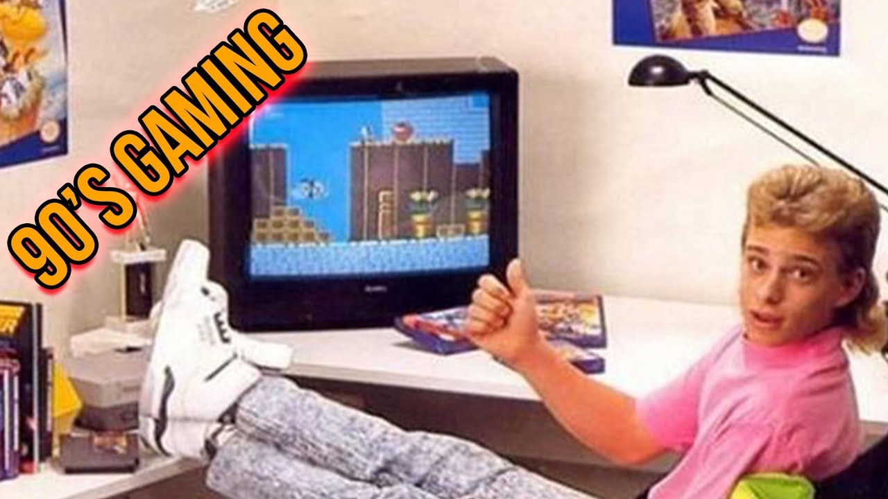 Gaming In The Early 1990s – ReviewTechUSA