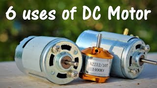 Baixar 6 useful things from DC motor - DIY Electronic Hobby