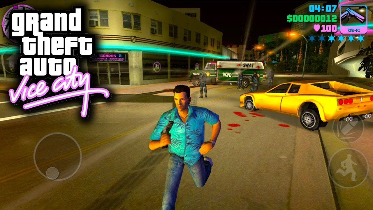 How To Download Gta Vice City Game Free For Any Android ...