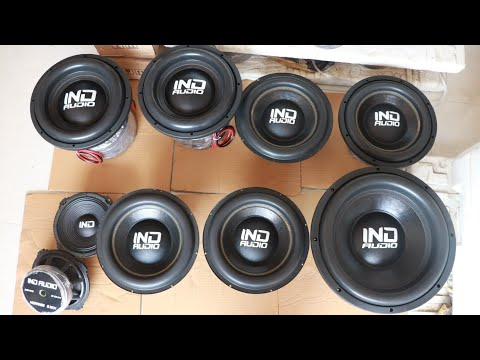 IND Audio Neo Subwoofer Range, Price With Detail !! +919711112511