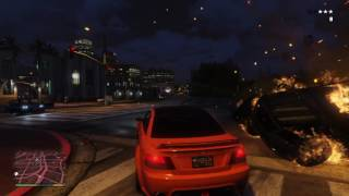 GTAV Messin with the cops