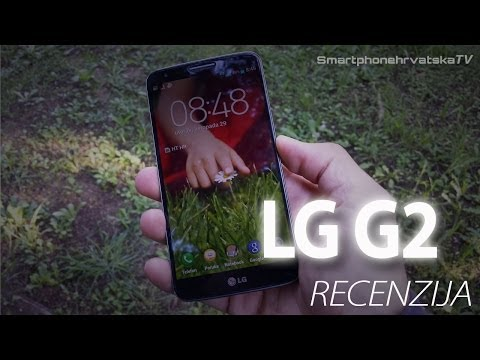 LG G2 Video recenzija