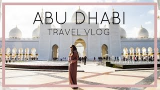 Video ABU DHABI TRAVEL VLOG – Grand Mosque, Ferrari World and more | Heels on the Go download MP3, 3GP, MP4, WEBM, AVI, FLV Juni 2018