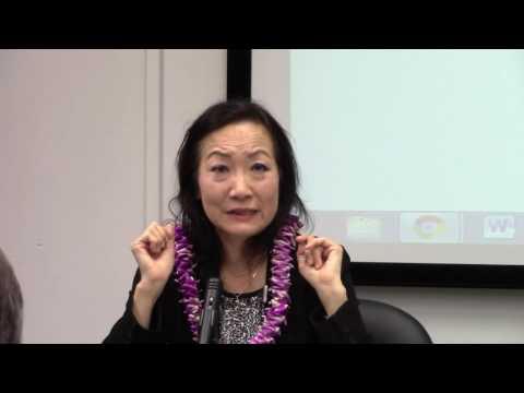Tsuruta Chikako Lecture (part 1)