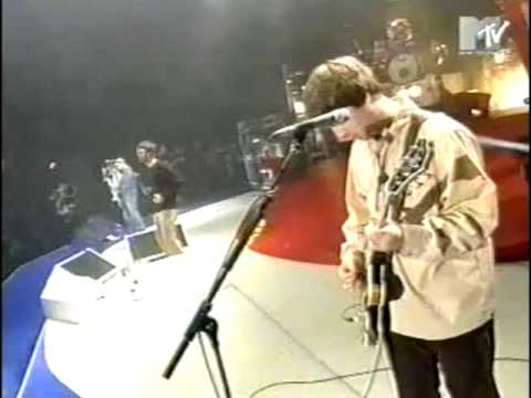 Oasis Be Here Now Live GMEX '97