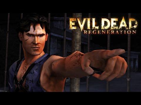 Evil Dead Regeneration  PS2 OpenGL 4x Native Resolution Emulation [PCSX2 1.5 Beta Test]
