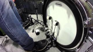 NAMM 2016 - Duallist's TRIPLE Bass Drum Pedal | GEAR GODS