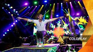 Coldplay - Hymn For The Weekend (Glastonbury 2016)