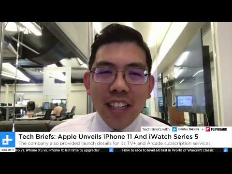Apple's iPhone 11 Reveal and Uber Picks A Fight With California - Tech Briefs