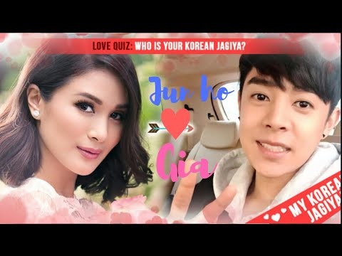 My korean jagiya ( Heart Evangelista and Alexander Lee) kor lyrics