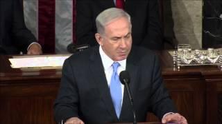 Netanyahu's speech to Congress, in 3 minutes