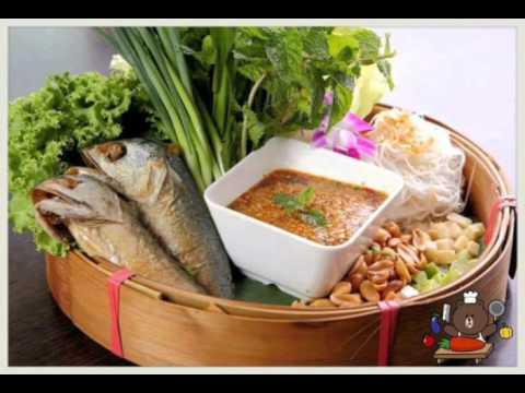เมื่ยงปลาทู น้ำจิ้มซีฟู๊ดถั่วตัด  สูตรอาหาร  (สูตรอยู่ด้านล่างตรงเนื้อหานะจ๊ะ)