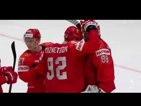 Россия 4-3 США Обзор матча чемпионата мира по хоккею 2019