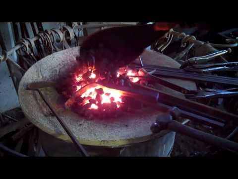 Gringo Furniture Visits Its Wrought Iron Artisan's Forge