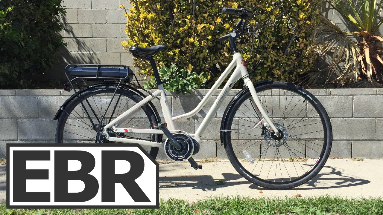 IZIP E3 Path+ Video Review - Shimano STePs Commuter Ebike