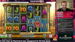 PlayGrand Casino £1000 start Online Slots