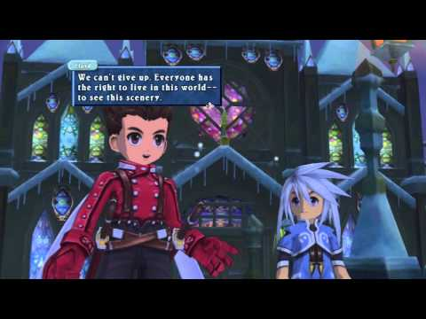 Tales of symphonia chronicles playthrough part 34 lloryds father revealed and title frenzy part 1