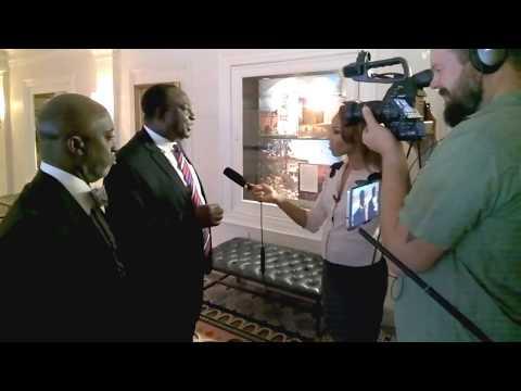 CI Africa with Ghana Industry Minister Alan Kyerematen interviewed #AfricaBizSummit