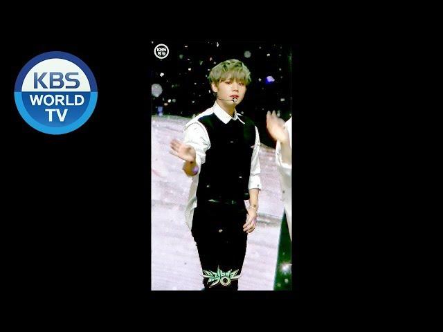 [FOCUSED] Park Jihoon (Wanna One) - Spring breeze [Music Bank / 2018.11.30]