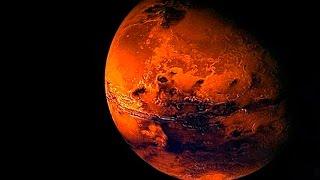 David Sees Mars & Makes Iced Coffee
