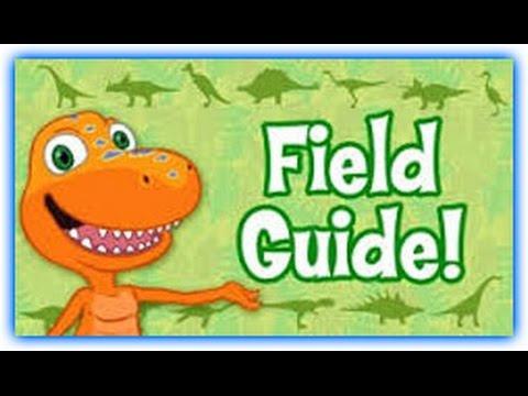 Dinosaur Train - Field Guide - Dinosaur Train Games - YouTube