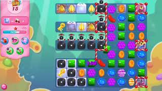 Candy Crush Saga Level 3822 NO BOOSTERS