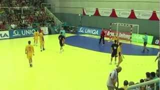 Handball // U18-Europameisterschaft: FINALE SCHWEDEN - DEUTSCHLAND