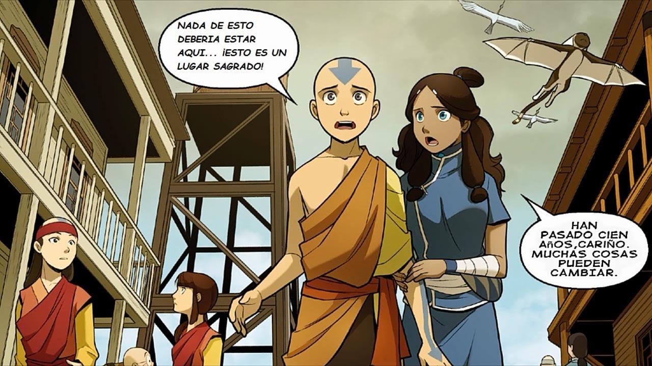 AVATAR: LA GRIETA - parte 1 - capitulo 1 - fandub - motion comic by  RobertMan - YouTube