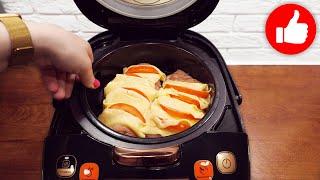 У Вас есть Курица Добавьте сыр и приготовьте Обед в мультиварке для Всей семьи