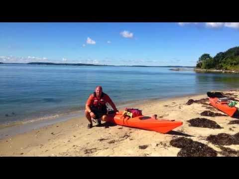 Maine Island Trail Kayak Trip