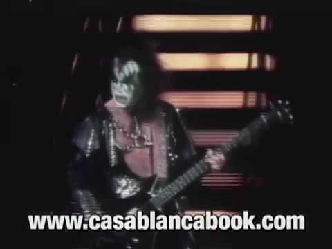 KISS-1978 DOUBLE PLATINUM TV Commercial With Neil Bogart!!!/Casablanca Records