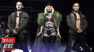 The Britney Spears Musical 'Once Upon a One More Time' Is Coming to Chicago! | THR News