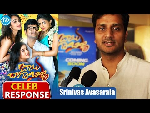 Actor Srinivas Avasarala Response About...