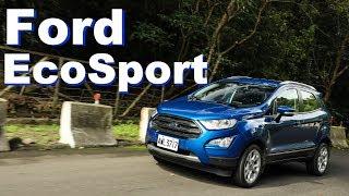 卓越三缸 跨界操控菁英 Ford Ecosport Ecoboost 125