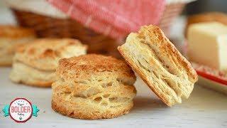 Gemma&#39s Best-Ever Buttermilk Biscuits Recipe